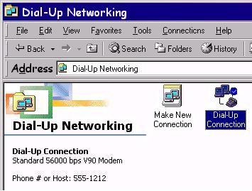 Dialup Setup Instructions - Windows 98 | BasicISP